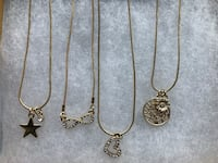 Necklaces— Brand New! 50$ FOR ALL!! Gatineau, J9A 3S8
