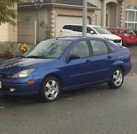 Ford - Focus - 2003   3730 km