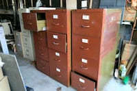 Heavy duty 4-drawer legal size.  762 km