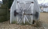 Free shed. Tiffin, 44883