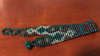 Glass beaded bracelet that says Cancun! Silver Spring, 20904