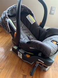 Chico keyfit 30 infant car seat and base Baltimore, 21231