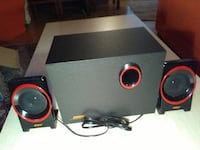 Mini subwoofer e speaker per pc e altro