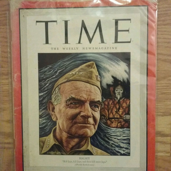 Old Time magazine