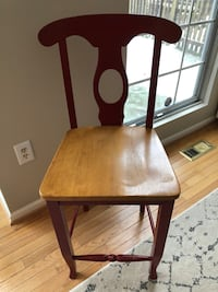 3 counter height bar stools Alexandria