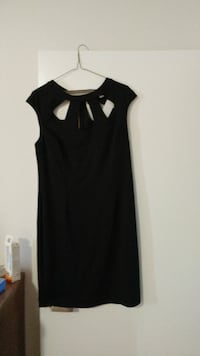 black sleeveless sheath dress Ottawa