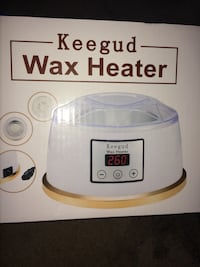 Keegud wax heater District Heights, 20747