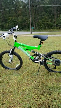 "Bike size 20"" ozone New $65 firm"