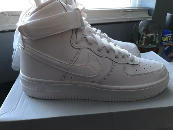 the best attitude 6ffed a4974 Nike Air Force 1 high tops