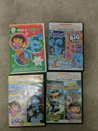 Blues Clues DVD Bundle Glen Burnie