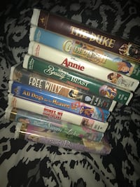 2 for $5 VCR movie collection. Lakewood, 80232