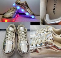 Link LED Shoes Surrey