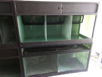 reptile Cage display units, $195 each level Fairfax Station