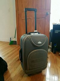 Gray carry-on Somerset County, 08844