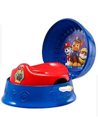 blue and red Disney Cars themed potty trainer Gatlinburg, 37738