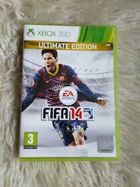 Xbox 360 Ultimate Edition FIFA 14 Göteborg, 412 51