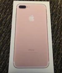 iPhone 7plus rose gold 32 gb  WASHINGTON