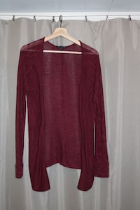 red long-sleeved shirt Baltimore, 21222