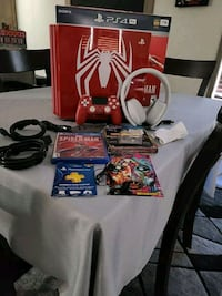 Brand new Spiderman PS 1tb for sale