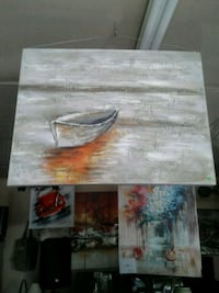 FAR EAST COLLECTION  OIL PAINTING  Burtonsville, 20866