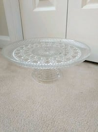 Glass Cake Stand Ashburn, 20147