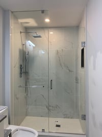 Shower installation Bradford West Gwillimbury