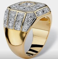 Gold ring Laval, H7N 6E9