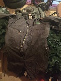 2 pair fr coveralls size 46 tall