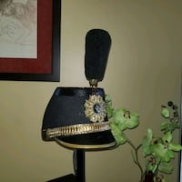 black and brown table lamp Tampa