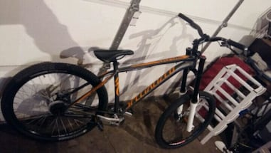 specialized hard tail completely upgraded  up for sale