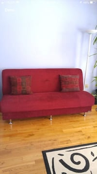 New sofa bed with built in storage  Oakville, L6H 0G9