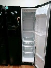 NEW FRIGIDAIRE BLACK SIDE BY SIDE Ontario, 91762