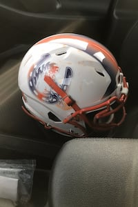 Xl youth football helmet