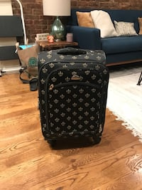 American Flyer Carry-On Suitcase New York, 10028