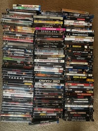 Assorted dvd movie case lot Bay Shore, 11706