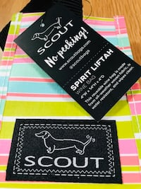 Cheerful new Scout wine bag, reusable! Silver Spring, 20904
