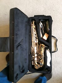 MBAT Alto Sax (new) w/case, strap Washington, 20002