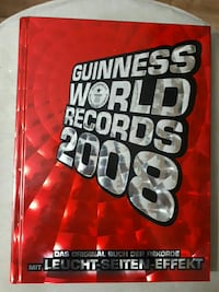 Guinness World Records 2008 Buch Frankfurt am Main, 60329