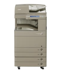 gray and white photocopier machine RIVERVIEW