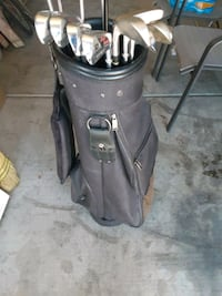 Golf clubs + Bag Henderson, 89012