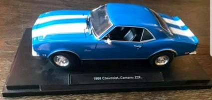 Wanted: LOOKING TO PURCHASE 1:24 & 1:18 DIECAST CAMAROS