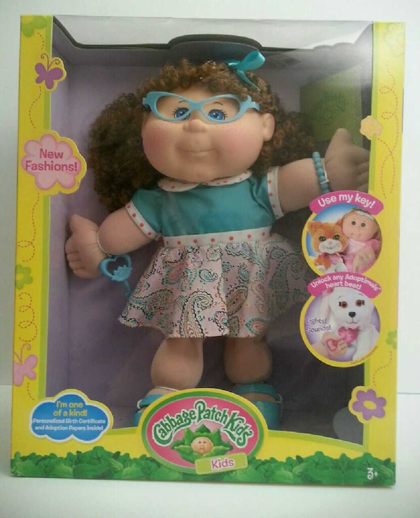 cabbage patch doll values