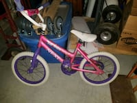 Girls Bike,  no kickstand