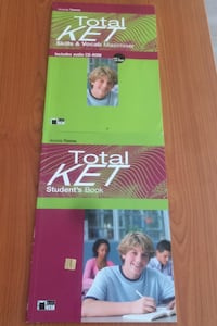 Total KET Student's Book and Skills & Vocabulary Maximiser with CD İstanbul