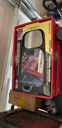 Told mirrors for a 1986 to 1992 Chevy pick up 2331 mi