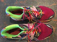 ASICS tennis shoes Lincoln, 68516
