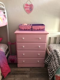NEW Pink Dressers for sale new!!! Rodeo