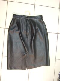 size 8 leather skirt Mississauga