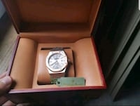 Rose gold watch  Vancouver