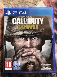 Pa4 call of duty wwii